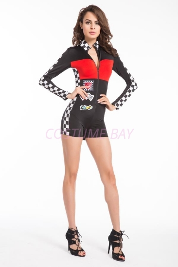 Picture of Sexy Super Car Racer Girl Costume
