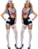 Picture of Navy Sailor Girl Uniform Costume