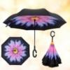 Picture of Upside Down Reverse Umbrella - Lazuli
