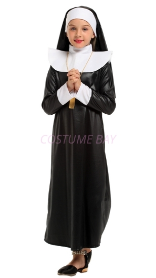 Picture of Holly Nun Sister Girls Costume