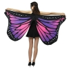 Picture of Dancing Butterfly Cape Wings - Rainbow