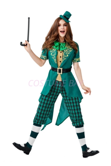 Picture of Women St Patrick Costume