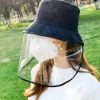 Picture of Hat With Face Cover