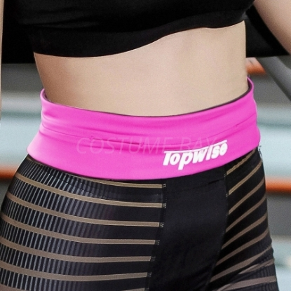 Picture of Sports Running Waist Belt - Rose