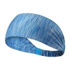 Picture of Unisex Sports Headband - Strip Blue
