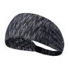 Picture of Unisex Sports Headband - Dark Grey