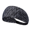 Picture of Unisex Sports Headband - Stripe Grey