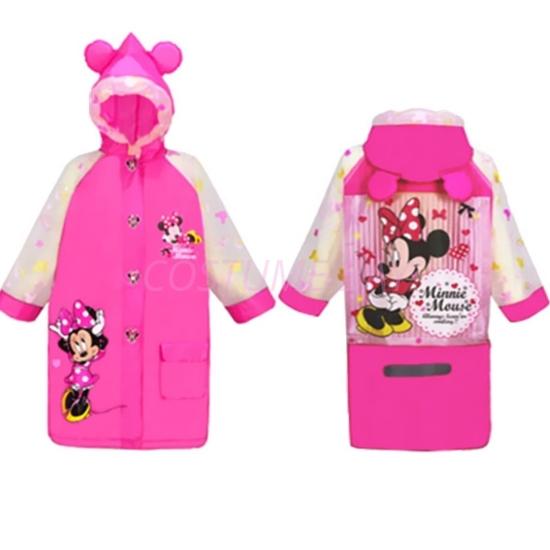 Picture of Disney Minnie Kids Girls Raincoat