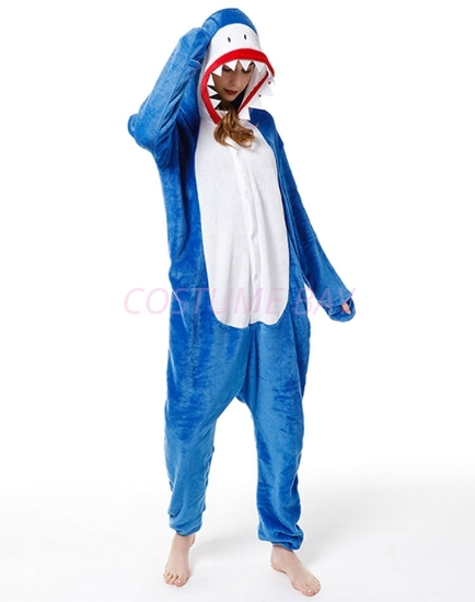 Picture of New Blue Shark Onesie