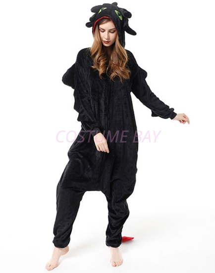 Picture of Toothless Dragon Onesie