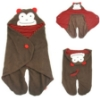 Picture of Baby Blanket Sleeping Bag - Owl