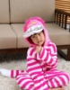 Picture of Cheshire Cat Kids Onesie