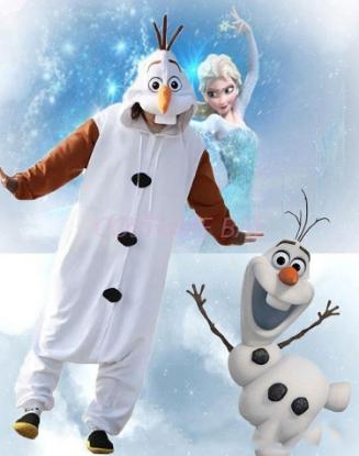 Picture of Kids Olaf Onesie