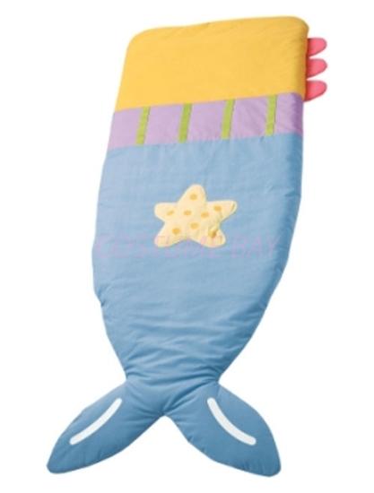 Picture of Kids Animal Sleeping Bag - Mermaid