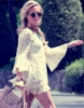 Picture of Hippie Bell Sleeve Top