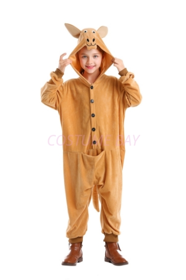 Picture of Kids Kangaroo Jumpsuit