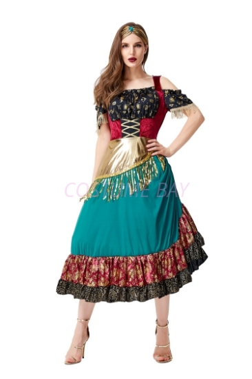 Picture of Starlight Gypsy Womens Costume