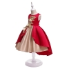 Picture of Girls Flower dress - Red