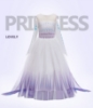 Picture of Frozen2 Elsa Dress  - Purple