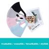 Picture of 3Pcs 3D Kids Unisex Face Mask 006