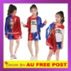 Picture of Suicide Squad Harley Quinn Girls 3pcs Sets Costume