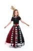 Picture of Girls Queen of Hearts Dress Book Week Costume
