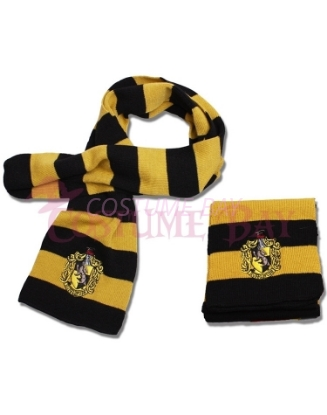 Picture of Harry Potter Hufflepuff Scarf