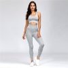 Picture of Seamless Yoga Set - Black