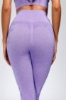 Picture of Seamless Yoga Set - Purple