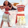 Picture of Disney Deluxe  Moana Girls  Costume