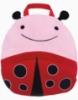 Picture of Kids Animal Travel Fleece Blanket - Ladybug