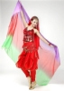 Picture of Dance Scarf - Gradient Purple/Red/Green