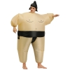 Picture of Fan Operated Inflatable  Sumo Costume Suit for Kids and Adults
