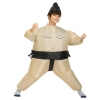 Picture of Fan Operated Inflatable  Sumo Costume Suit for Kids