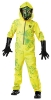 Picture of Toxic Waste Yellow Hazmat Suit Boys Halloween Costume