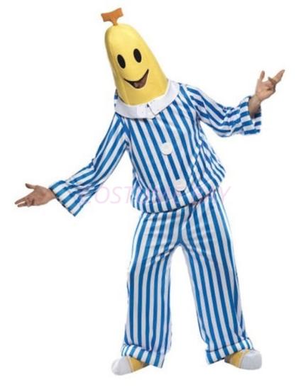 Picture of Bananas in Pyjamas Fancy Dress Costume