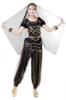 Picture of Women's Belly Dance Two Pieces Outfits - Yellow