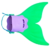 Picture of Kids Mermaid Monofin - Pink