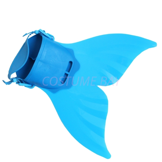 Picture of Kids Mermaid Monofin - Blue