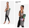 Picture of Canvas Sports Yoga Bag--Floral