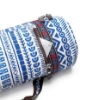 Picture of Canvas Sports Yoga Bag with Zipper - Blue