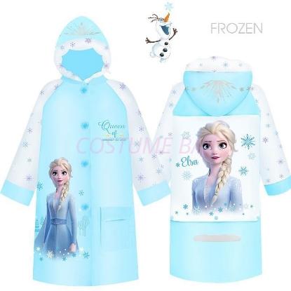 Picture of Disney Frozen2 Elsa Kids Girls Raincoat