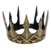 Picture of Medieval Renaissance King/Queen Gold Crown