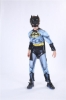 Picture of Boys Superhero Muscle Costume - Bat Man