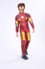 Picture of Boys Superhero Muscle Costume - Iron Man