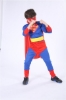 Picture of Boys Superhero Muscle Costume - Super Man