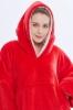 Picture of Oversized Winter Blanket Hoodie - Navy