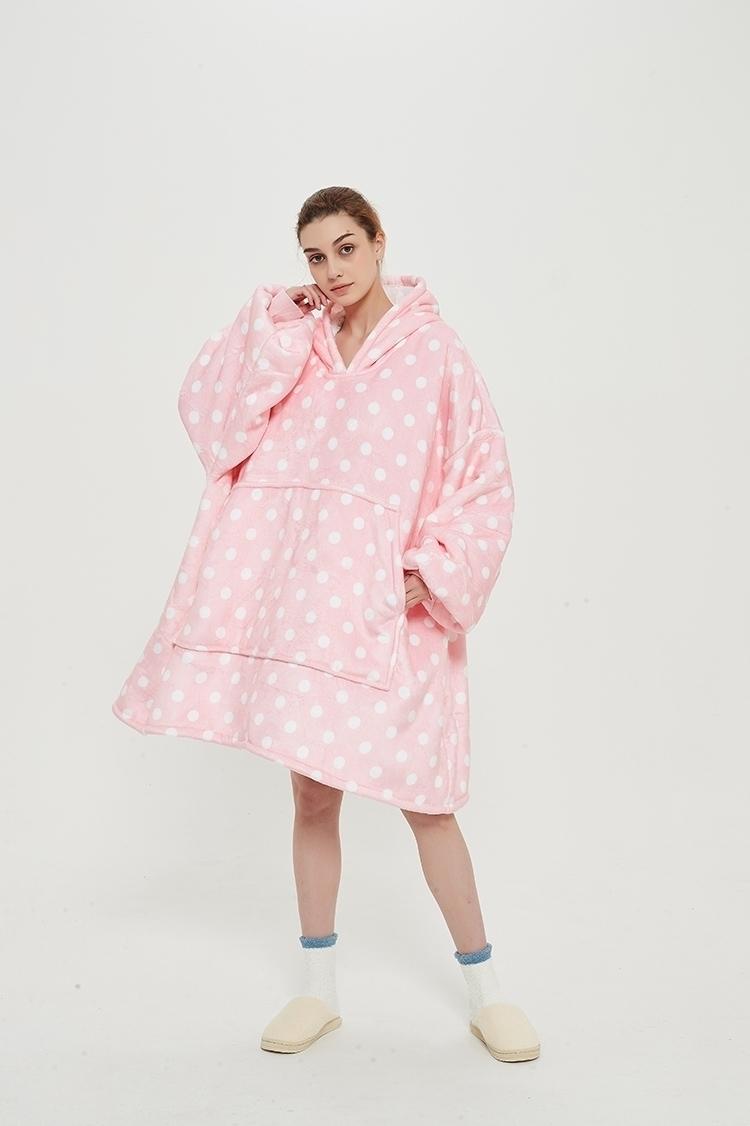 Pink Spotty