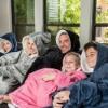 Picture of Sweatshirt Hoodie Blanket - Pink