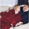 Picture of Sweatshirt Hoodie Blanket - Red